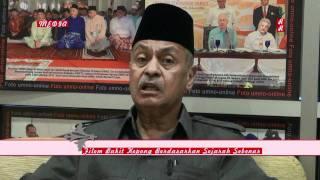 Filem Bukit Kepong Berdasarkan Sejarah Sebenar- Tan Sri Jins Shamsuddin 12-9-2011.