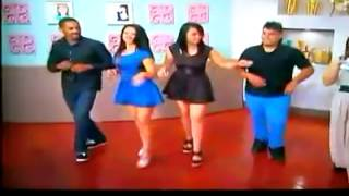 Idanira Santos Saliendo En La TV