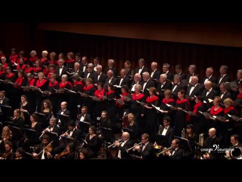 POULENC - Gloria - Gloria in excelsis Deo