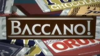 Baccano! Opening view on youtube.com tube online.