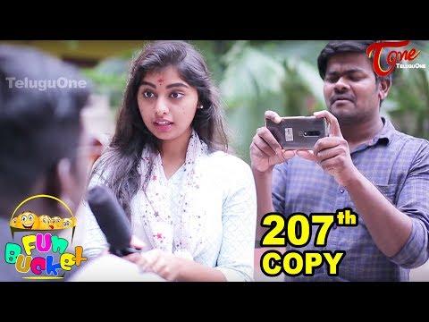 Fun Bucket   207th Episode   Funny Videos   Telugu Comedy Web Series   Harsha Annavarapu   TeluguOne
