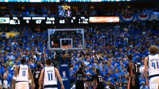 [HD]Dirk Nowitzki Finals Highlights The Time Of My Life