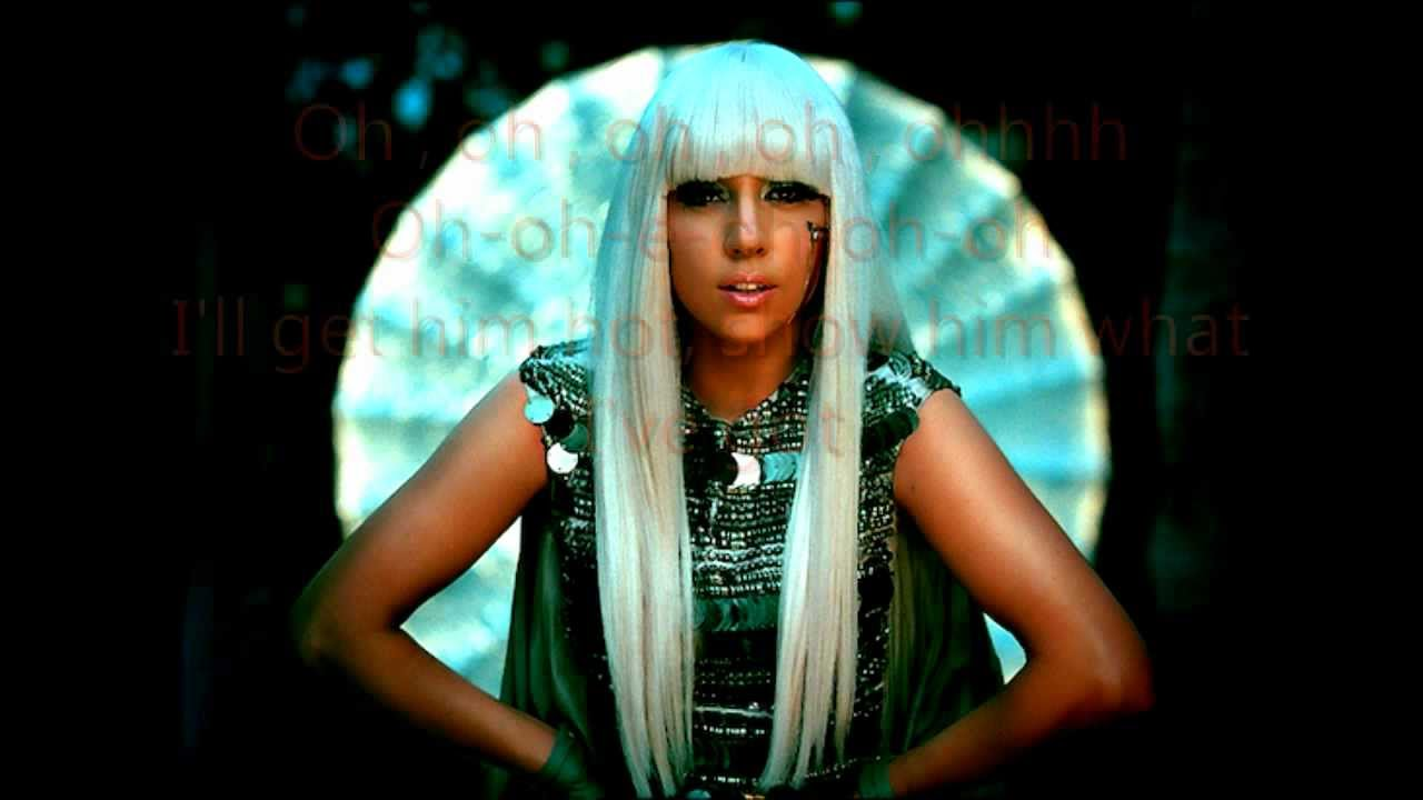 True meaning of pokerface by lady gaga