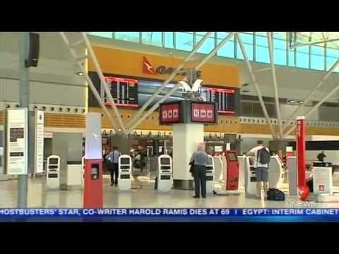 CH7: Qantas Job Cuts