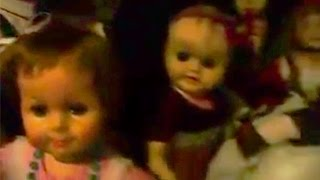 Top 15 Haunted Dolls Caught Moving on Camera
