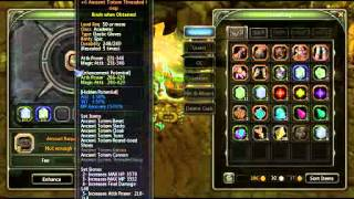 Dragon Nest Sea Easy Enhancing Totem to +10