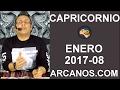 Video Horóscopo Semanal CAPRICORNIO  del 19 al 25 Febrero 2017 (Semana 2017-08) (Lectura del Tarot)