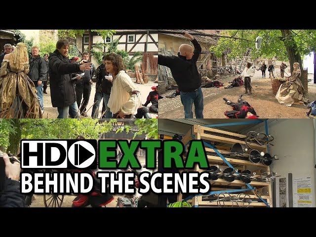 The Three Musketeers (2011) Making of & Behind the Scenes (Part2/5)