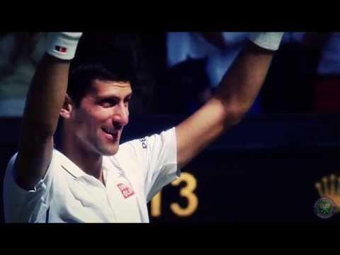 Novak Djokovic Road To The Final - Wimbledon 2014