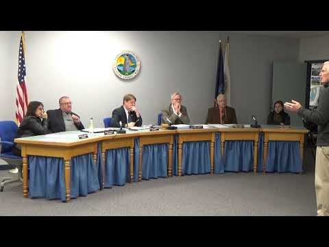 Town of Plattsburgh Meeting  2-20-20