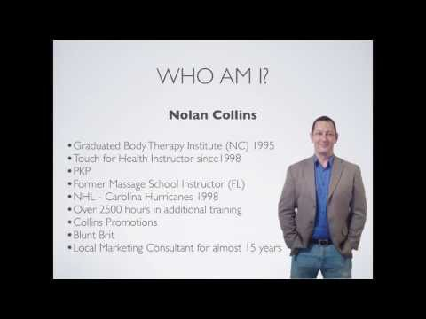 Marketing for Massage Therapists in 2013 - Webinar Replay
