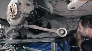 Мотор Audi A4 1.8T после рукожопов. Ремонт, часть 1. Стас Асафьев