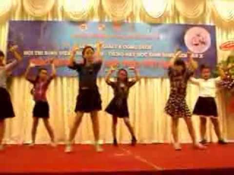 Phương Mỹ Chi - Nhảy Sexy Love - Chào Mừng Ngày Nhà Giáo Việt Nam 20/11