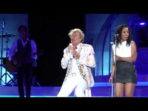 ROD STEWART - IT'S OVER - live NOTTINGHAM 01-06-13