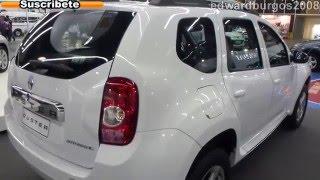 Renault Duster 4x2 2013 Colombia Video De Carros Auto Show