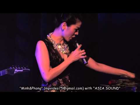 Lệ Quyên - Khúc tình nồng - Live Show in Paris 06/09/2014
