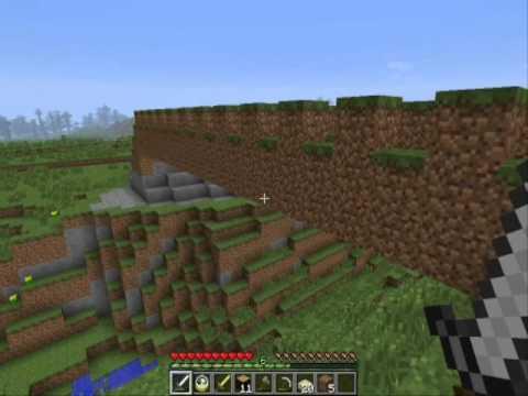 minecraft ep3-casa,ovo de tubarao e trovao