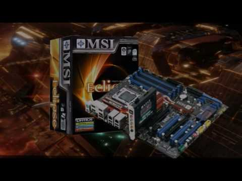 Why we Overclock!  MSI X58 Motherboard, MSI VGA ATi 4870 Futuremark contest entry