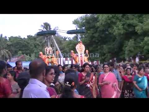 Nallur Festival 2013 - 8th day evening - 19-08-2013