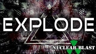 Deathstars - Explode (Lyric video)