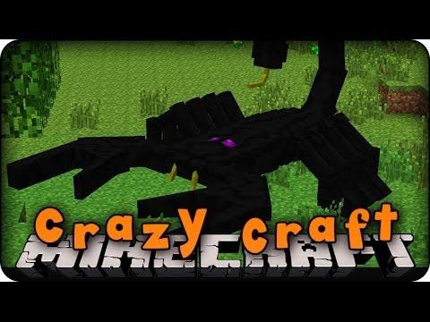 Minecraft mods crazy craft ep 6 39 emperor scorpion for The atlantic craft minecraft