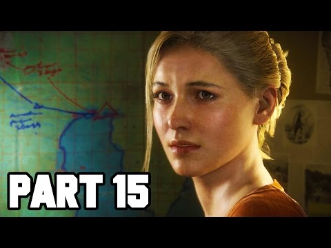 AMAZING OCEAN EXPLORATION!! Uncharted 4 Gameplay Walkthrough Part 15 - Chapter 12 (PS4 1080p HD)