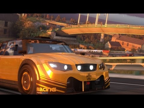TrackMania² Valley - Launch Trailer