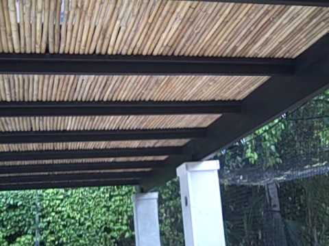 ... Roofing Materials: Roofing Materials For Pergolas - Pergola Roof Design Ideas ~ Decorzt