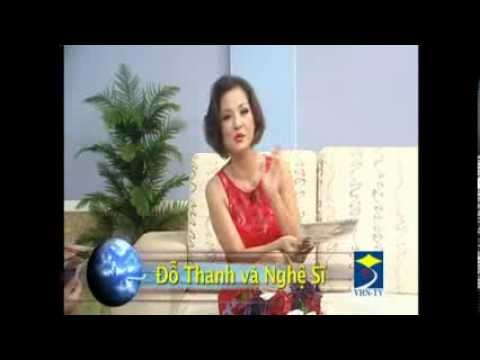 Do Thanh from VHN-TV  interviews Thuy Nga