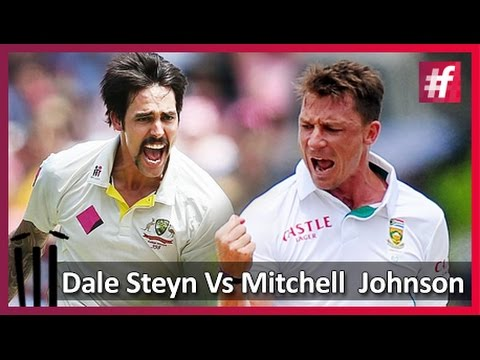 Out of the Box with Harsha Bhogle: Dale Steyn vs. Mitchel Johnson