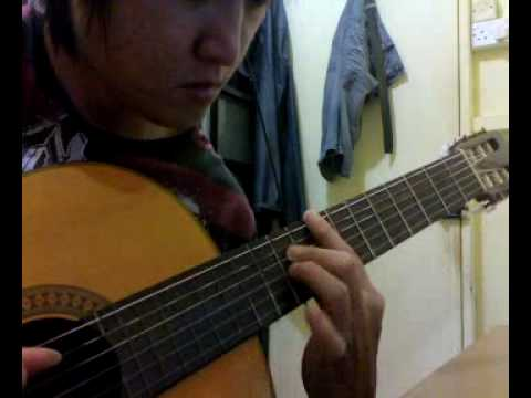 Please Be Careful With My Heart Guitar Solo - Jose Mari Chan - FingerStyle