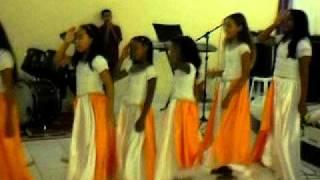 Coreografia Faraó Ou Deus ,Shirley Carvalhares