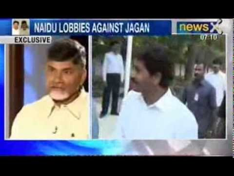 News X: TDP's anti Jagan Mohan Reddy plot intesifies, wants him to remain in Jail