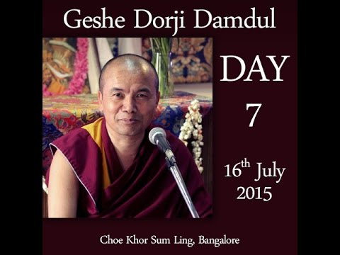 Day 7, Part 2 - Mahamudra Revision & Instructions