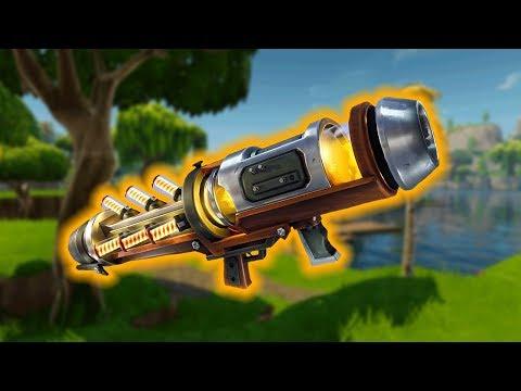 NEW GUNS?! - Fortnite Funny Moments 11
