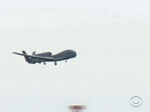 U.S. launches armed drones over Baghdad