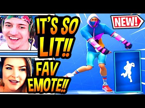 """STREAMERS REACT TO *NEW* """"BILLY BOUNCE"""" EMOTE/DANCE! (HILARIOUS!) Fortnite FUNNY & EPIC Moments"""