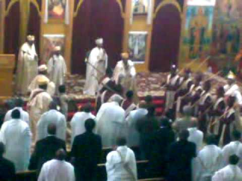 Ethiopian Orthodox Church Woreb.mp4