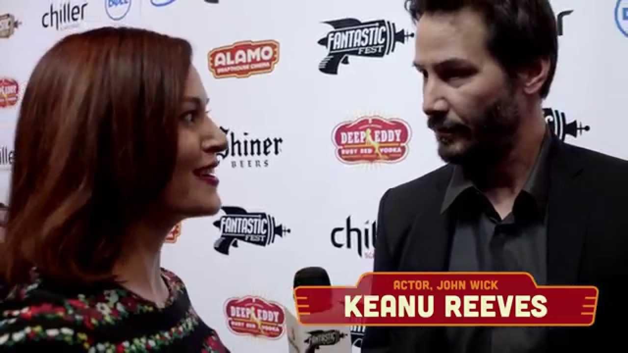 Fantastic Fest 2014 World Premiere: Keanu Reeves & JOHN WICK Recap