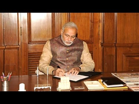 Modi Sarkaar's First Day In Office