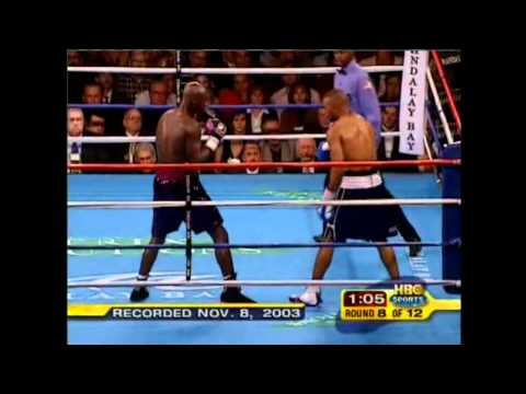 Roy Jones Jr vs Antonio Tarver 1  Part 3