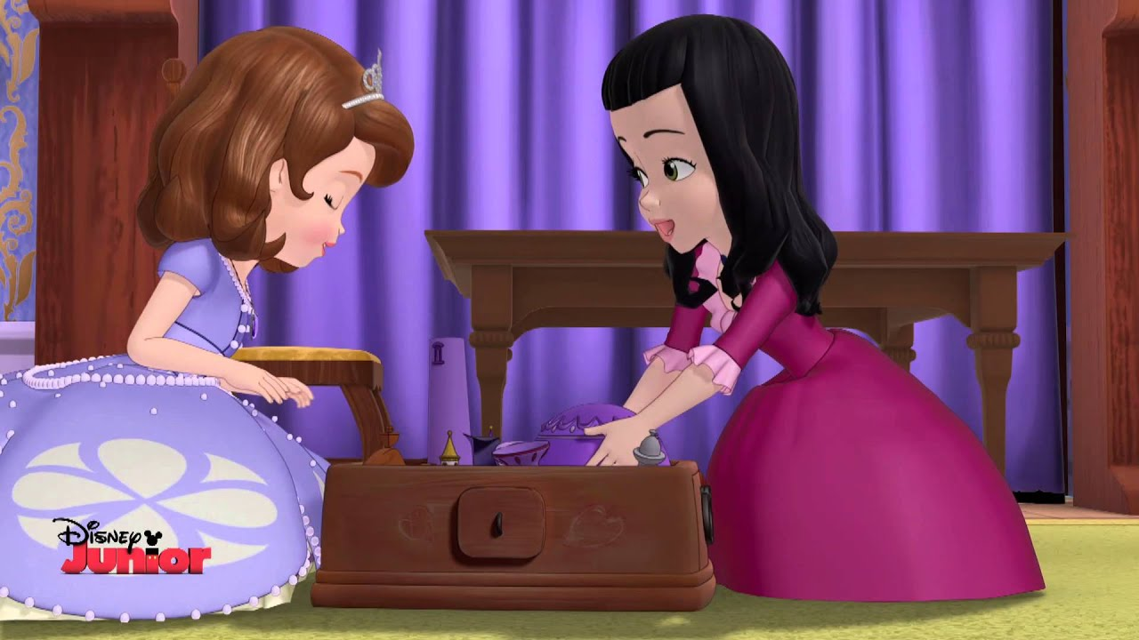 Princess Vivian Sofia the First