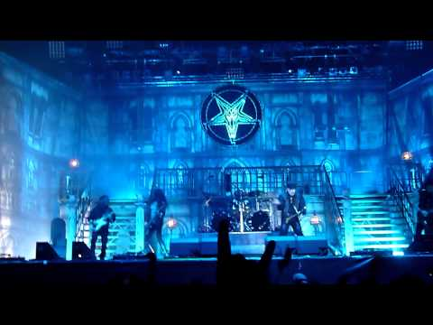 King Diamond - Sleepless Nights (Hellfest 2012) [HD]