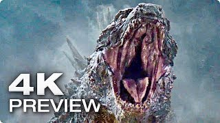 Exklusiv: GODZILLA 2014 Extended First Look Deutsch German
