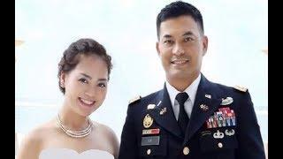 Trung tá lục quân Mỹ gốc Việt trúng tiếng sét ái tình với cô gái Việt