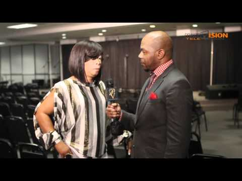 Artist Spotlight with Fabian Morrison featuring Maurette Brown Clark
