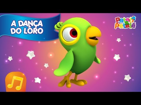 A Dança do Lôro - Patati Patatá (DVD Volta ao Mundo)