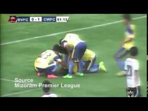 فرحة لاعب بعد تسجيل هدف، تنتهي به إلى الموت