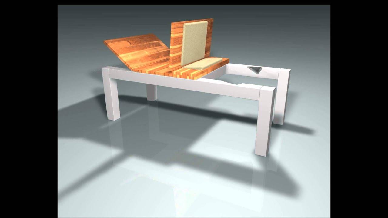 Erotikm bel fun table swiss made secret erotic Erotic furniture