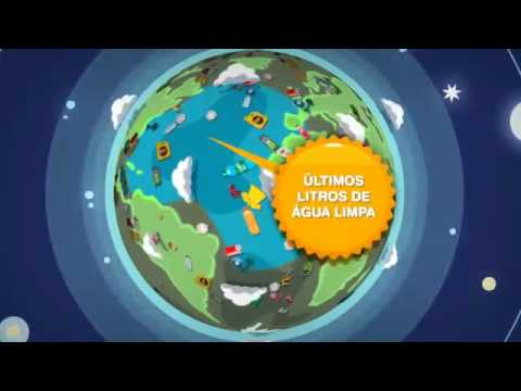 clube da natureza apresenta o ciclo da água